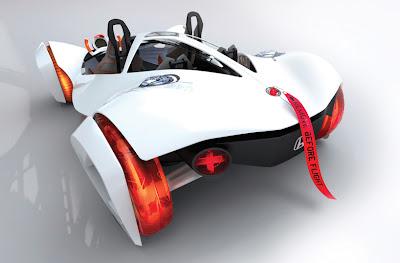 carro voador novo projeto da honda