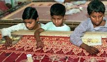 Trabalho infantil no Paquistão