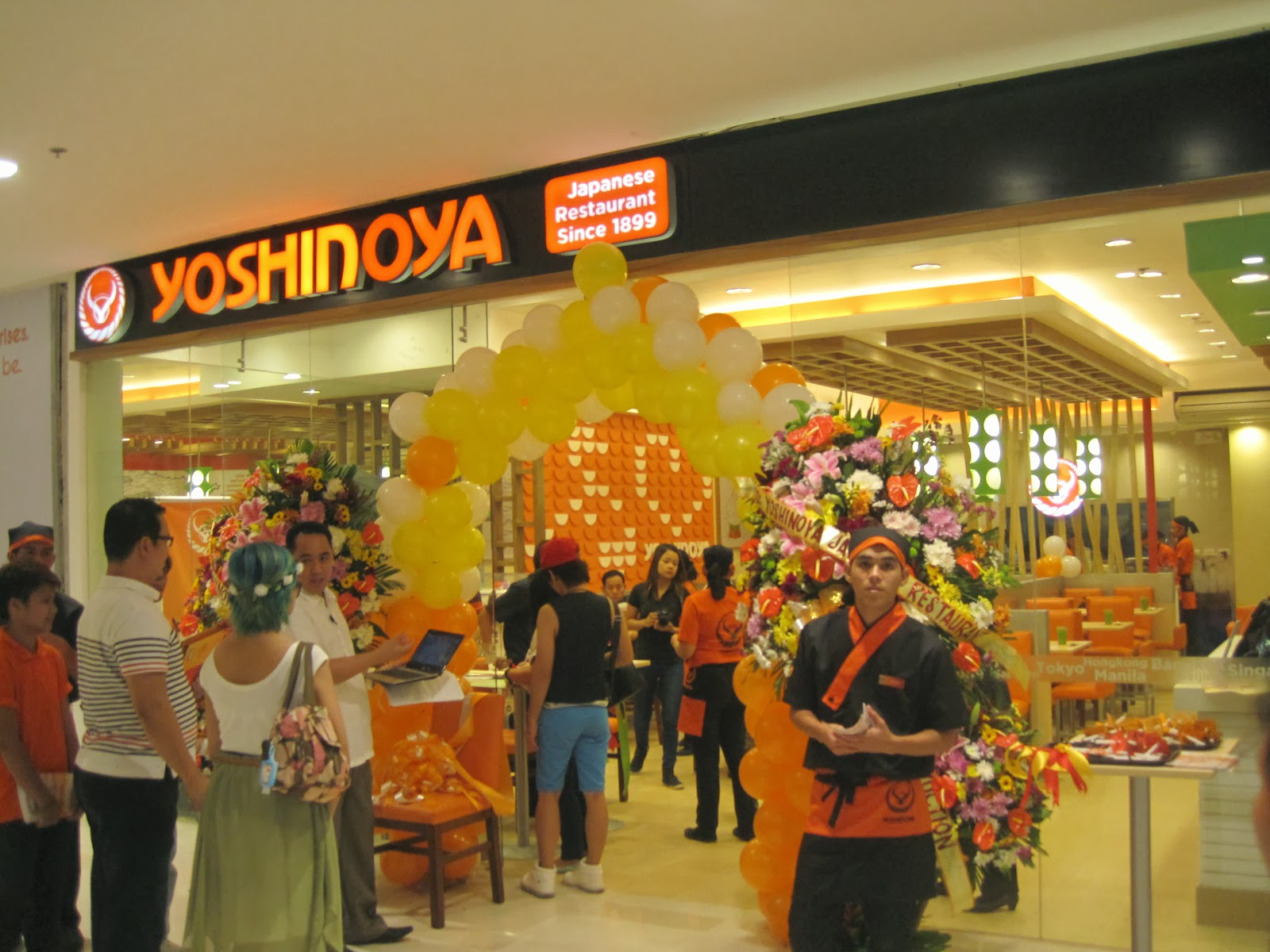 yoshinoya fairview terraces