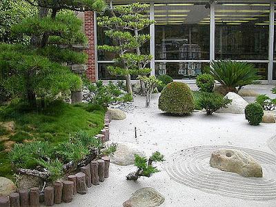 Gambar Taman Minimalis Depan Rumah