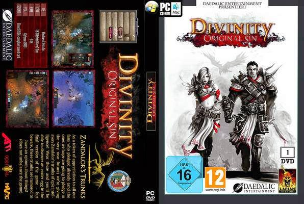 Download Game PC Divinity Original Sin-RELOADED