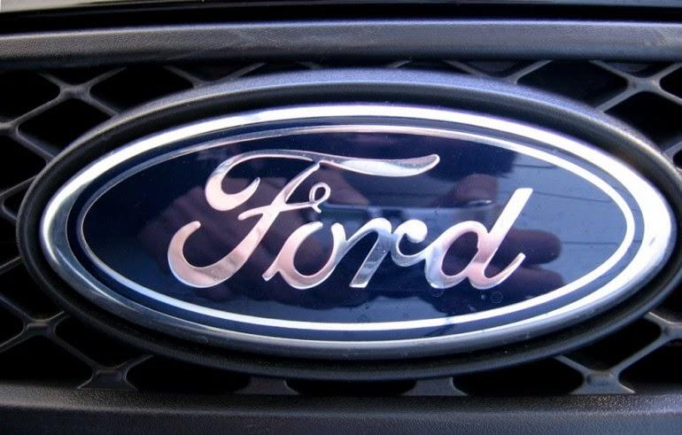 весь модельный ряд и цены 2015 года на автомобили Форд