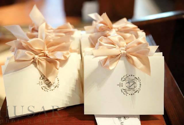 Elegant Wedding Ceremony Programs