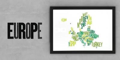 Font Maps