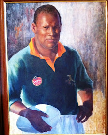 Springbok Chester Williams