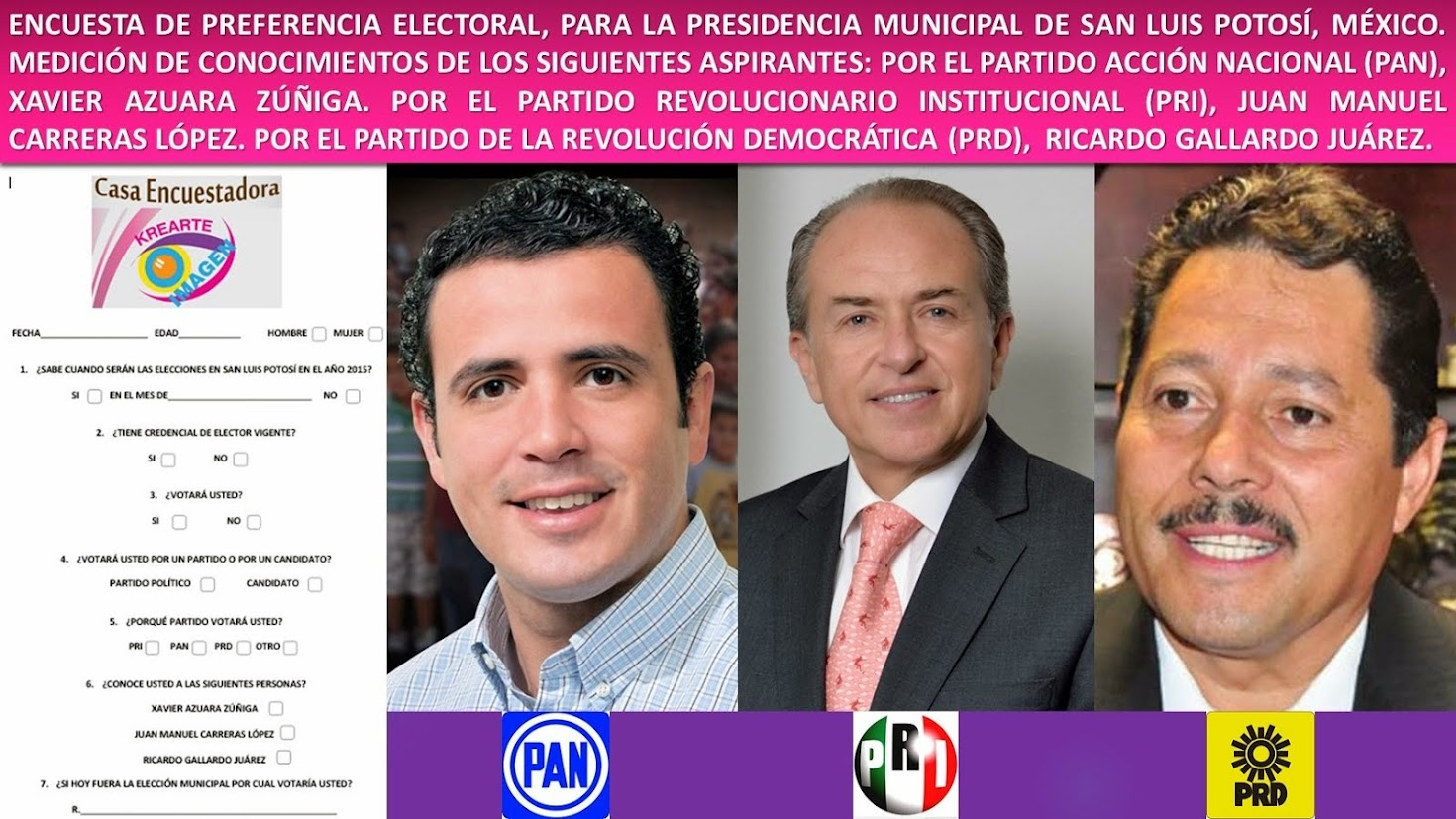 LA PERCEPCIÓN SOCIAL SOBRE LAS ELECCIONES DEL AÑO 2015, EN EL ESTADO DE SAN LUIS POTOSÍ, MÉXICO.