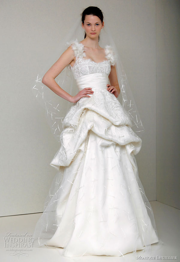 Summer Wedding Dresses 2011 Brides do blossom in sunny weather and the