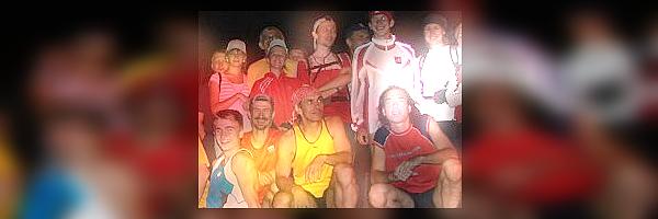 Бег в Летнюю Ночь 2007 : Мы сделали это! [ 32 километра по набережным ночной Москвы ]