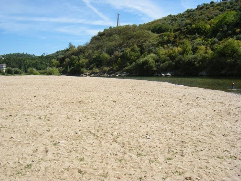 """Zona do """"Areal"""" da praia"""