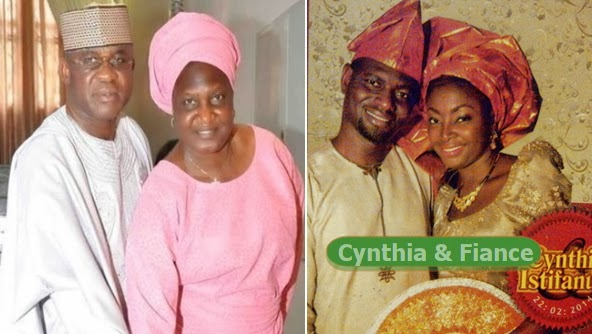 david mark wife adopted daughter