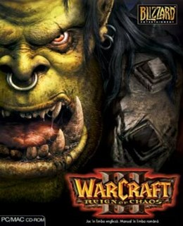 Warcraft III: Reign of Chaos PC Box
