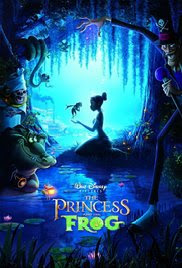 Nonton The Princess and the Frog (2009)