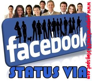 Kumpulan Url / Link Update Status Facebook Via Semuanya