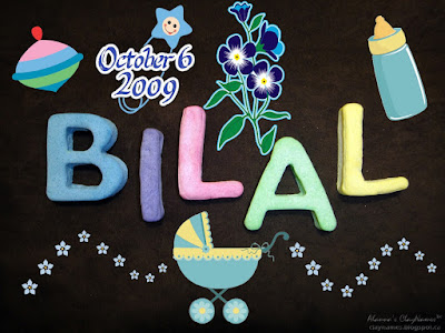 Bilal October 6 2009