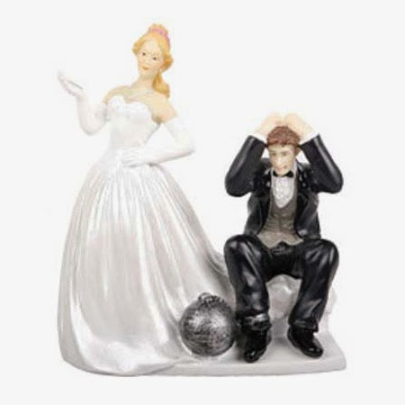 http://www.tiptopweddingshop.co.uk/products/Ball_And_Chain_Wedding_Cake_Topper-6294-0.html#.U3THvnazwis