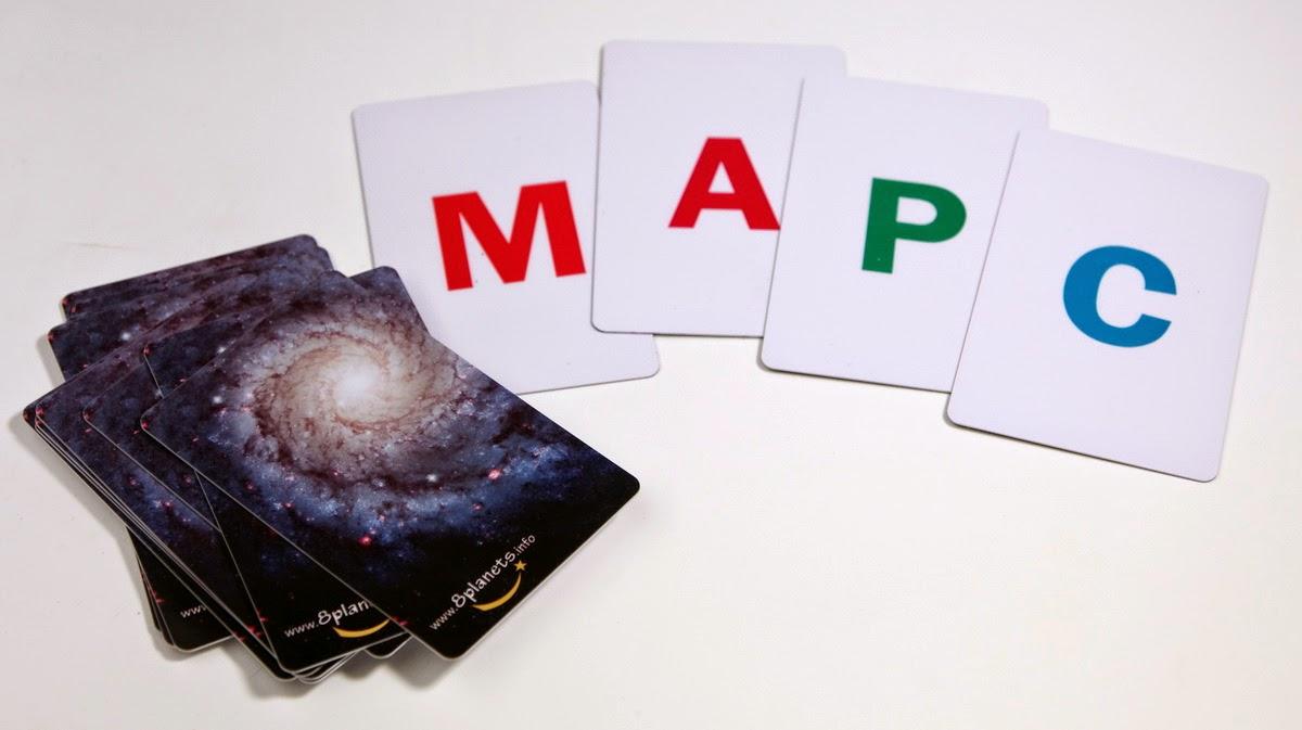Астрономическая игра со словами для детей