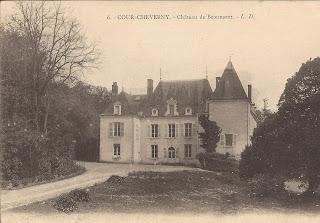 Château de Beaumont - Cour-Cheverny