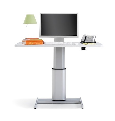 Stand-Up Desk: The Benefits of Standing Up ~ Your ...