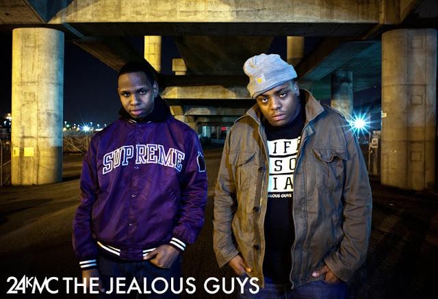 the jealous guys