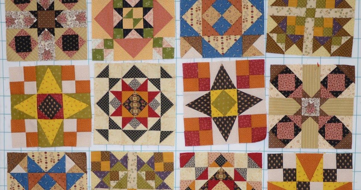 Sew N Wild Oaks Quilting Blog Country Corners Month 7