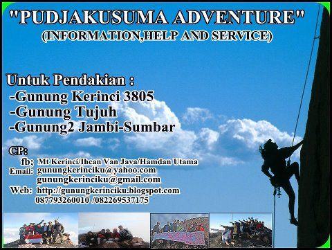 Pudjakusuma Adventure