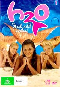 H2O Meninas Sereias: O Filme - Dublado