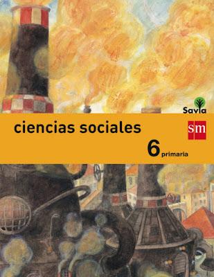 LIBROS DE TEXTO - Ciencias Sociales . 6 Primaria : Savia SM - Edición 2015 | MATERIAL ESCOLAR : Curso 2015-2016 | Comprar en Amazon