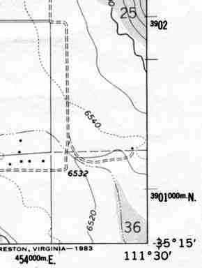 How to Read a Topographical Map - Gyan Information Pedia Define Map Grid on