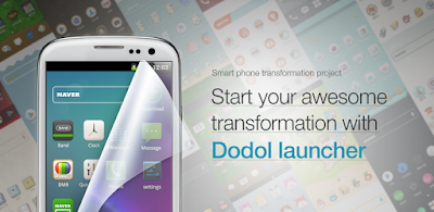 Review Lengkap Aplikasi Android Dodol Launcher