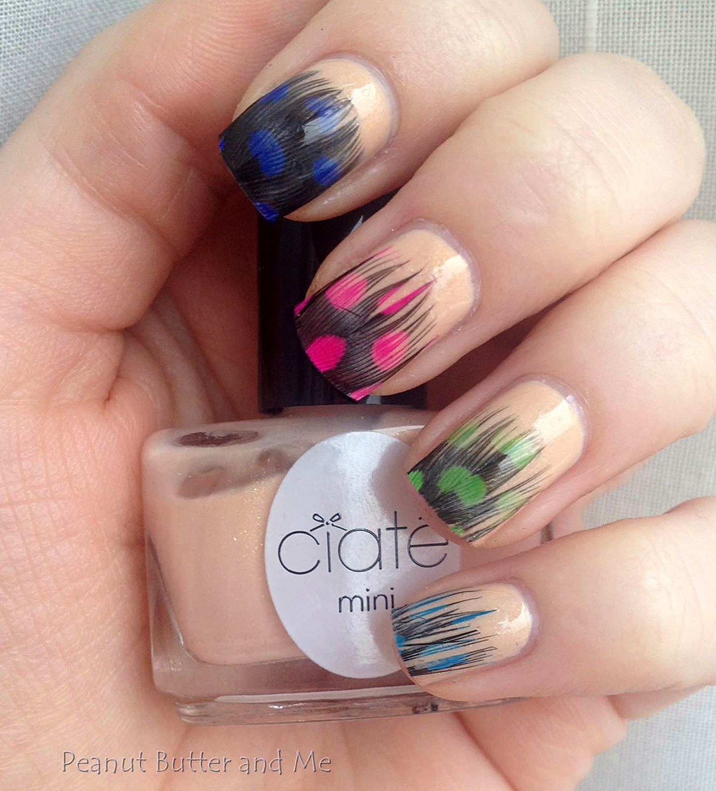Ciate Feather Manicure - All A Flutter
