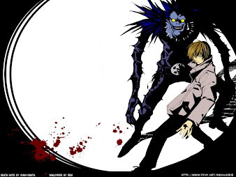 #6 Death Note Wallpaper