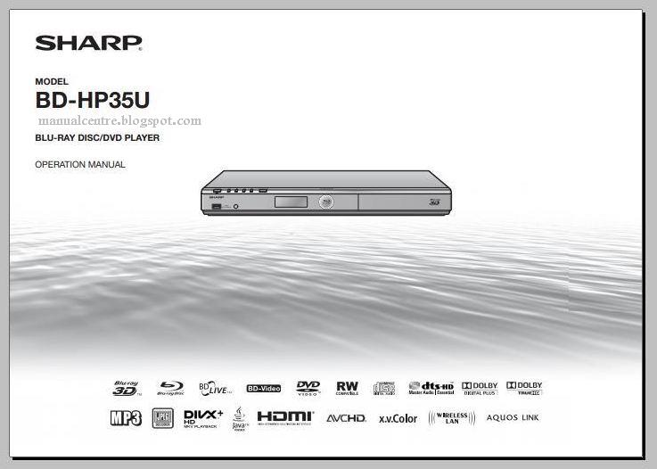 sharp blu ray bd hp35u operation manual manual centre sharp aquos lc-42le540u manual sharp aquos lc-42d69u manual