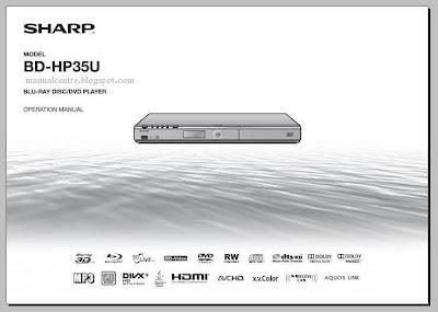 Sharp Blu-ray BD-HP35U