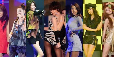 Foto Member Girlband K-Pop Paling Memukau