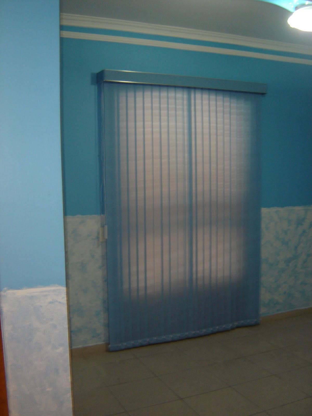 Palha de seda cortinas persiana vertical - Cortinas de persiana ...