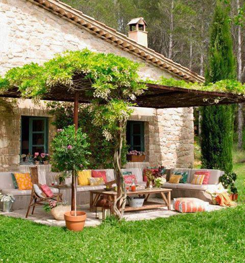 Mary sol e le sue mille idee consigli su come arredare il - Idee per aiuole giardino ...