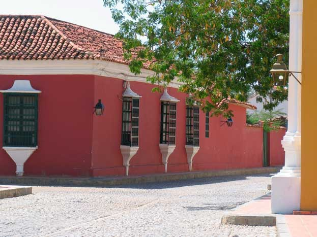 Coro and its Port Venezuela Heritage