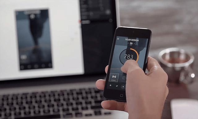 Mobile designing trends