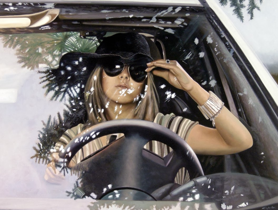 05-Francesco-Capello-Hyper-realistic-Drivers-Paintings-www-designstack-co
