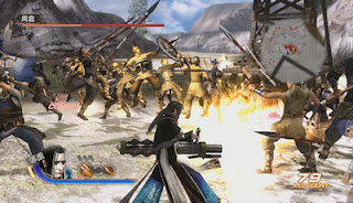 Download Game Dynasty Warriors 7 Full Crack + Patch For PC