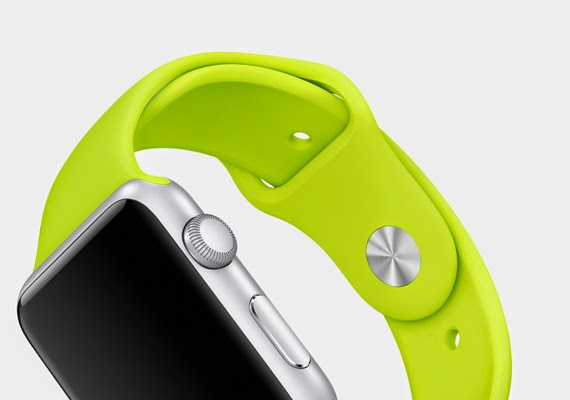 Apple Watch Sport with Sport Band