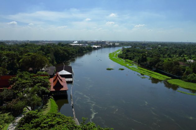 Sampran Riverside - Countryside experience in Thailand with organic food