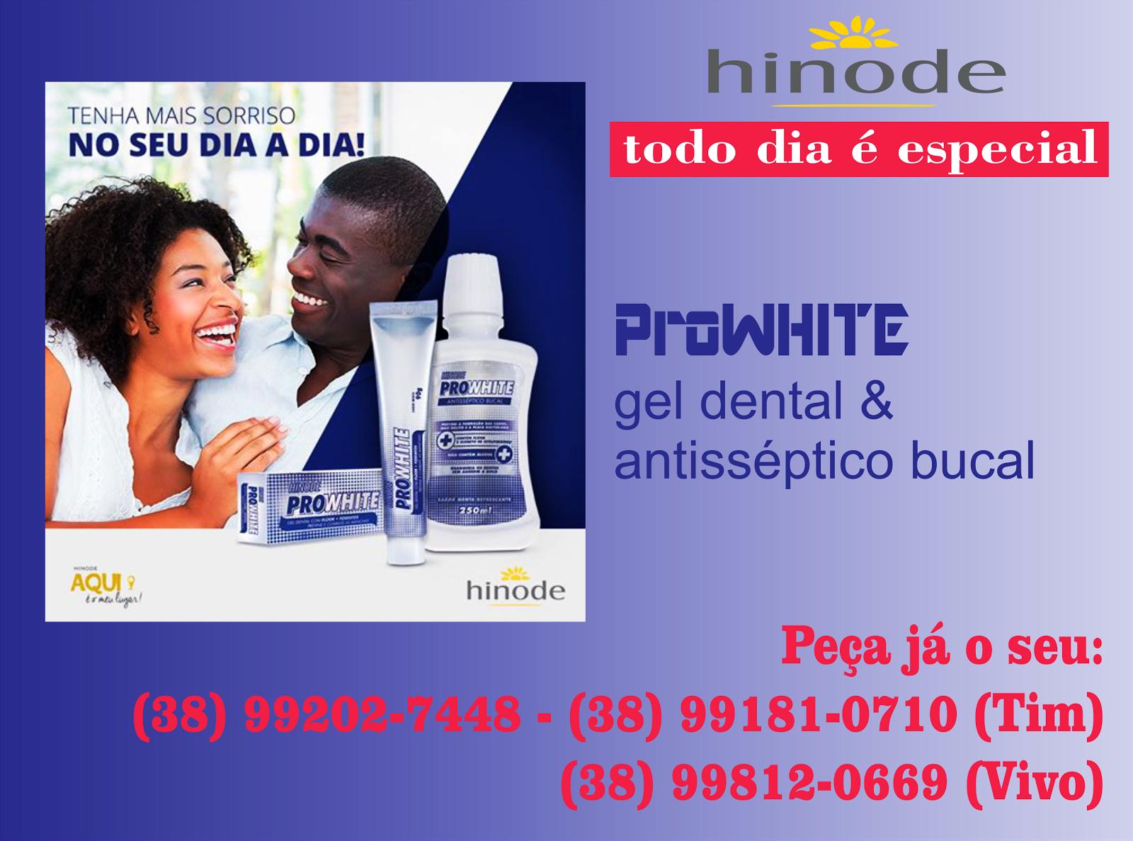 Para dentes sensíveis e clareamento