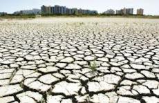 ¿ A que se debe la sequía del río Éufrates en Asia ?