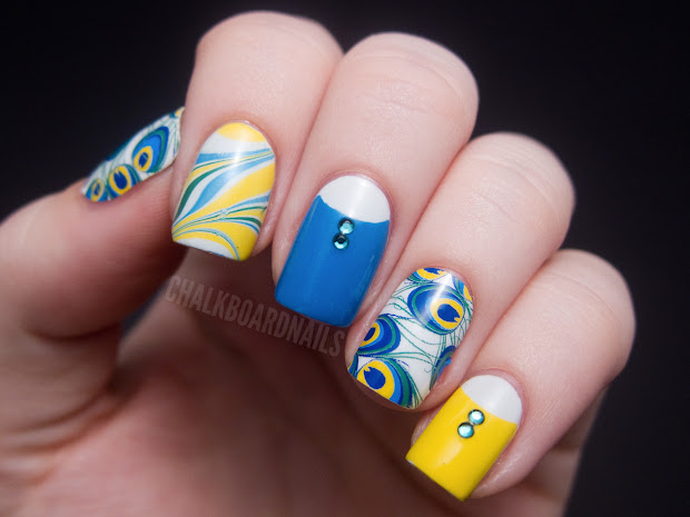 make of nail wraps