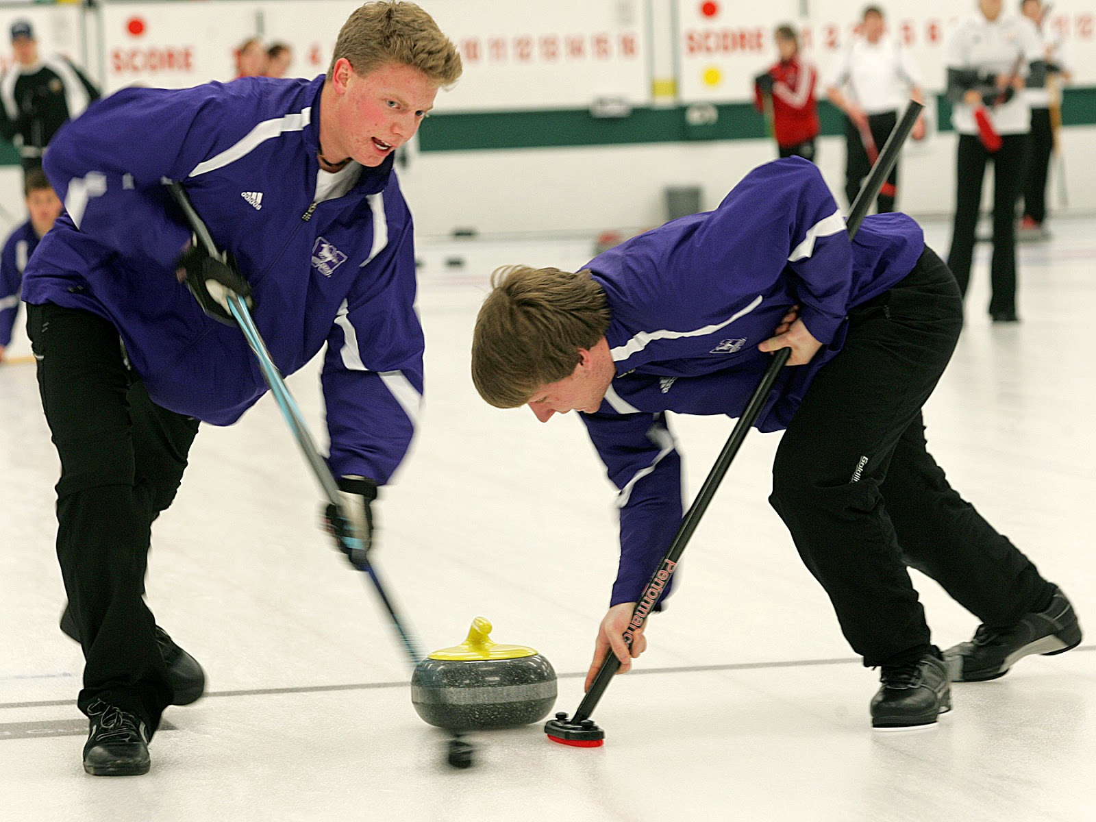 is curling a sport essay The very basics curling is played on ice with (approximately) 42-pound granite stones the size of the playing surface (a 'sheet') is 138 feet long by.