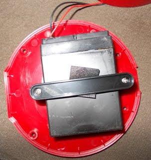 3v Battery, 3000mAH Lead Acid Battery for Lontor LED Lamp