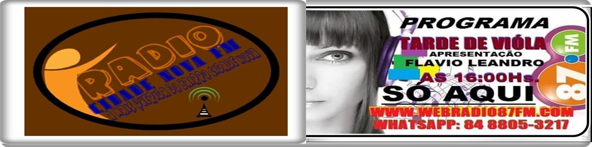 RADIO CIDADE NOVA FM