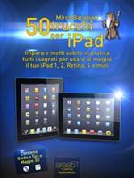 50 trucchi per iPad - eBook