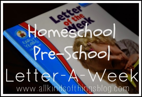 Letter a Week
